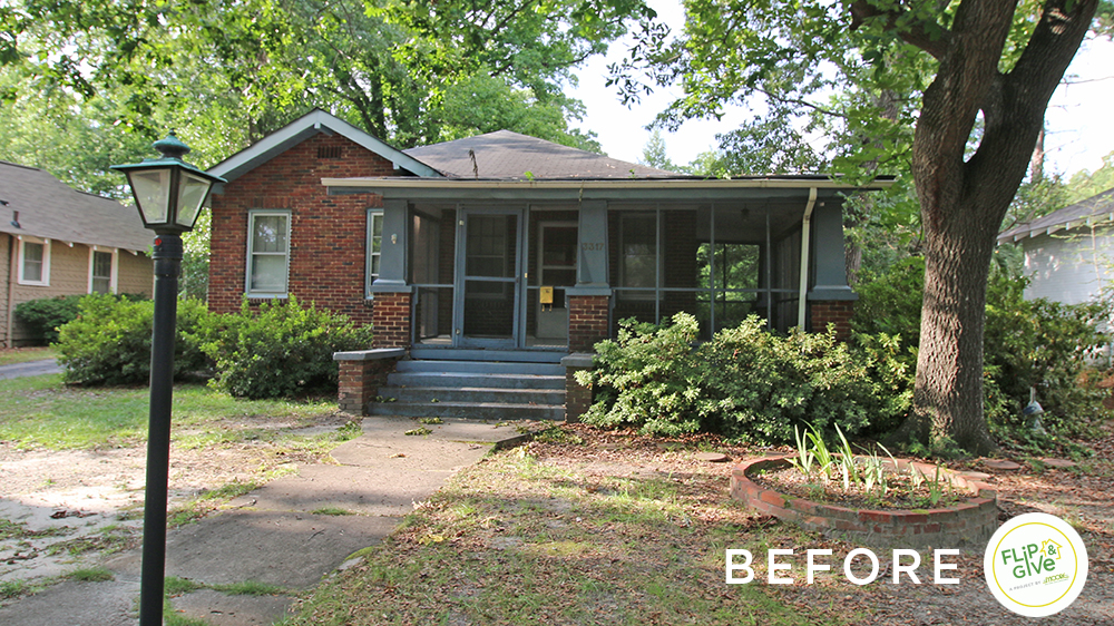 1be83c705 About The House – Flip & Give • The Moore Company • Columbia, SC